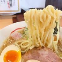 先週富士山登頂に成功して、下山後はじめに食べた本八幡の魂麺の背脂こってりラーメンが超美味い‼️