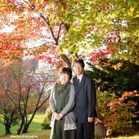 10/25  紅葉ロケ撮影 ベストシーズン 札幌写真館フォトスタジオハレノヒ