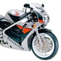 ホンダのレーサーレプリカ、VFR400R(NC30)購入! ついに憧れのレプリカを購入!! 初めて死を覚悟した一台。