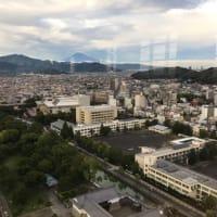 静岡県庁別館21階展望ロビー