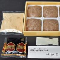 伝統的な郷土食、半夏生(はげっしょう)餅・めはりずし/奈良新聞「明風清音」第57回