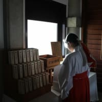 2020年 三輪明神広島分祠初詣 / 箏演奏 「讃歌」