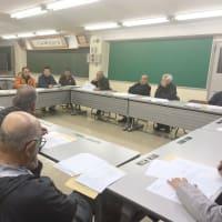 小田地区維持管理委員会に出席しました。
