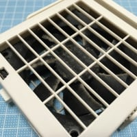 PS4 冷却用USBファン メンテナンス