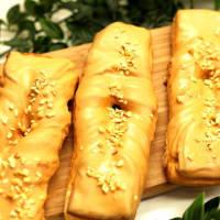 『ピーナッツツイスト』がさらに美味しくなりました!横浜の美味しいパン かもめパンです(*^▽^*)