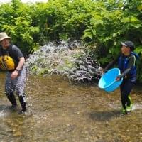 札幌まるやま自然学校「ウォーターアドベンチャーin黒松内」
