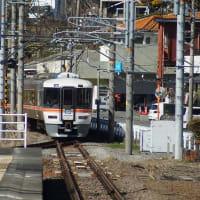 身延線、岳南電車 その2(身延線は最高。鈍行が良いと思う。)