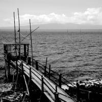 190822 リズムダウン、因縁の柳川へ車検出しにいく、有明海、大川昇開橋をみてクールダウン!