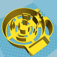 【3Dプリンタ】撮影用ターンテーブルを作る Part.1