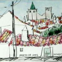 1776.ポルト・デ・モスの城