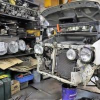 ダイハツ・ムーヴ (L902S) 、整備で入庫させました。