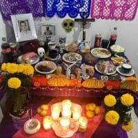 メキシコのお盆・死者の日