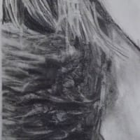 2021/4/9 DEAD MAN 鉛筆画