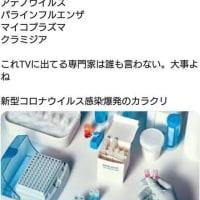「PCR検査の怪/トランプ...」