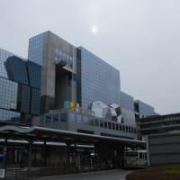 新幹線で大阪の旅 最終日 20120308 京都駅