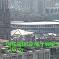 東京都庁展望ラウンジ