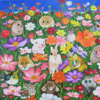 「週末に楽しむ絵画」北口さんコロナに負けぬ大活躍【中之島】