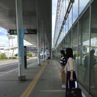 空港の思い出