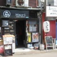 「くいもんや森mori」、手打ちとり蕎麦2品盛り、やみつきおにぎりと、かき揚げランチ