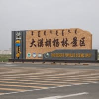 さすらいの風景 黒水城(カラホト) その3