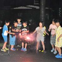 4年生特別キャンプ