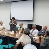「沖縄クラブ」玉城わかなさん講演に感銘!
