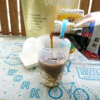 【味付け】(アイスコーヒー編)シェイクボールで美味しいボノラートの作り方