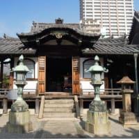 兵庫県・尼崎寺町  七福神の最後は「大黒天の本興寺さん」