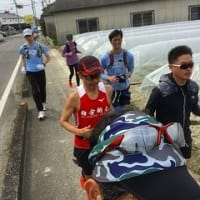 「大坂峠を走って、讃岐うどんと徳島ラーメン食べて42.195キロ!」 開催しました