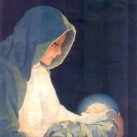 ポエムストーリー物語詩:そして君は母なる手となる