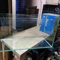 中古 コトブキ レグラス900×300×450オールガラス水槽