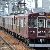 阪急  蛍池(2012.5.16) 3066F 急行 梅田行き
