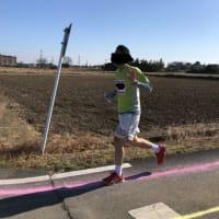 第30回白岡新春マラソン記念大会参加