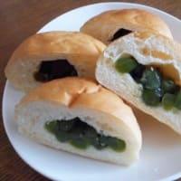 豆ぱん&クリームパン