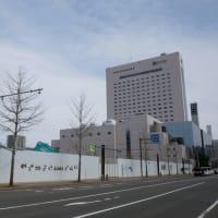 北海道厚生年金会館が消えていた
