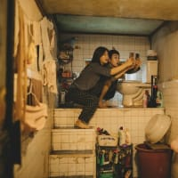 韓国映画 「パラサイト 半地下の家族」