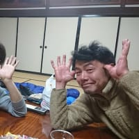 Aくんと社務所ナイト