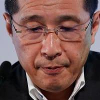 日産・西川社長辞意、不正報酬への批判厳しく社内混乱は不可避