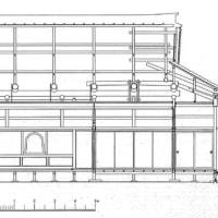 「第Ⅳ章-2-3 大徳寺 孤蓬庵」 日本の木造建築工法の展開
