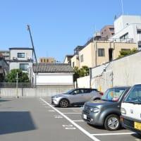 まち歩き中1565 京の通り・堺町通 NO42    蔵