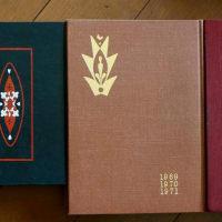 日記は1966年から1974年まで書いていたらしい。