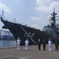 ☆海自とインドネシア海軍自由で開かれたインド太平洋訓練