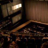 サドラーズウェルズ劇場の様子