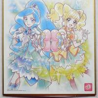 プリキュア 色紙ART 3
