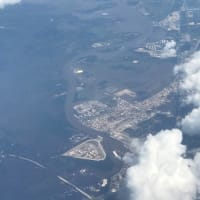 Houston 洪水
