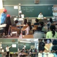 2020年2月20日 大阪府羽曳野市立白鳥小学校コーディネーション