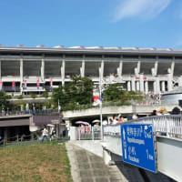 8/17東方神起ライブ@日産スタジアム、私的感想風覚書