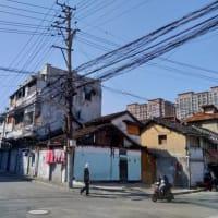 上海 お散歩 老埠頭周辺