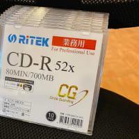 RiTEK社CD-Rを試聴しました♪