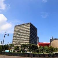 市庁舎をDispiay